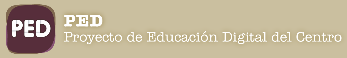 Proyecto Educativo Digital del Centro