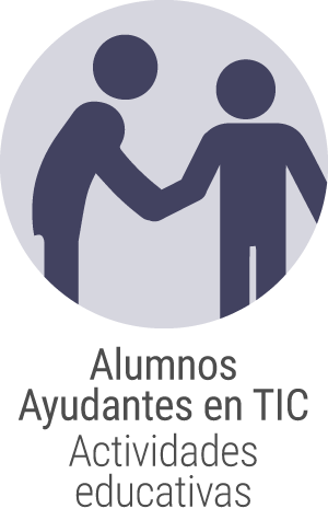 Actividades para Alumnos Ayudantes en TIC