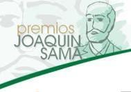 Premios Joaquín Sama 2010